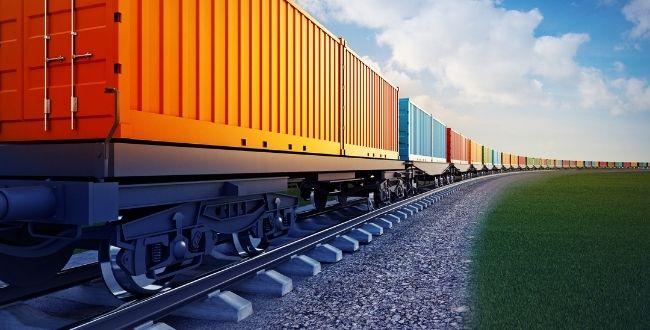 Freight Shipping - Intermodal freight shipping